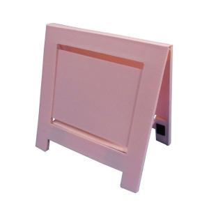簡易看板プラベニガードM 1セット 超軽量・コンパクト 簡易バリケード表示版 店内POP 店舗用 オリジナルボード 掲示板 屋内用 yojo