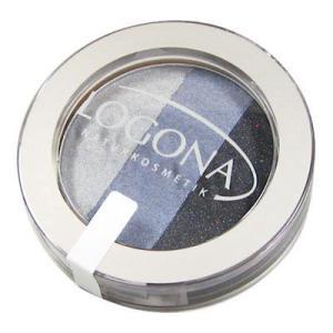 ロゴナ アイシャド―トリオ 01 スモーキー 4g 【LOGONA】 yoka1