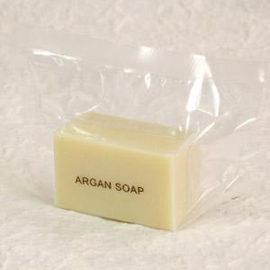 ナイアード アルガン石鹸 40g お試しサイズ|yoka1