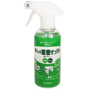 ミヨシ石鹸 暮らしの重曹せっけん泡スプレー 280ml|yoka1