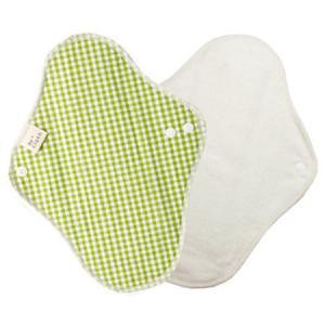 Be cloth(ビークロス) 布ナプキン 昼用 レタスギンガム|yoka1
