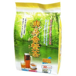 想庵 爽美養整茶 32パック(8パック×4)|yoka1