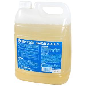 シャボン玉石けん シャボン玉スノール 液体タイプ 5L|yoka1