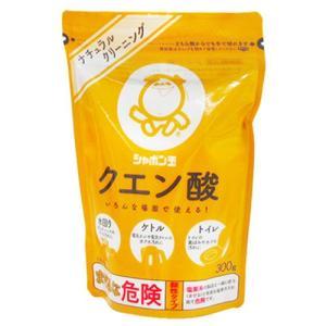 シャボン玉石けん クエン酸 300g|yoka1
