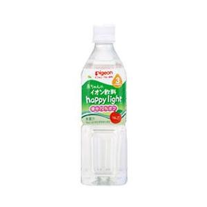 ピジョン ベビー飲料 イオン飲料 ハッピーライト りんご 無果汁 500ml|yoka1
