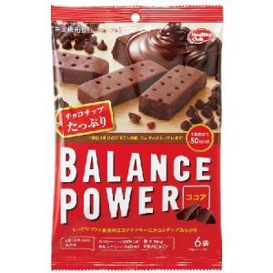 バランスパワー ココア 6袋(12本入) [栄養機能食品(Ca・Fe)]|yoka1