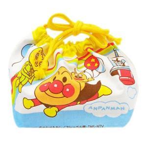 アンパンマンランチ おべんとう袋|yoka1
