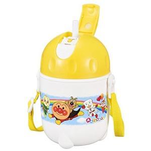 アンパンマン ALストロー付き水筒 容量480ml|yoka1