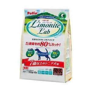 ペティオ リモナイトラボ 7歳以上のシニア犬用 分包タイプ 100g×6袋|yoka1
