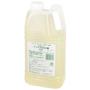 太陽油脂 パックス 200番 詰替用2300ml 台所用石けん・無香料・無着色|yoka1