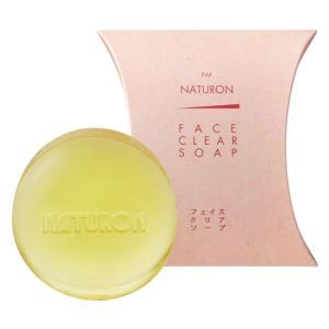 パックス ナチュロン フェイスクリアソープ(洗顔石けん)95g 【太陽油脂】|yoka1