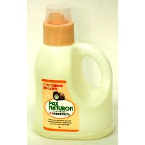 パックス ナチュロン ネオ洗濯用液体石けん 1.5L 【太陽油脂】|yoka1
