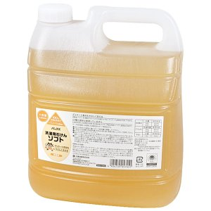 太陽油脂 パックス 洗濯用石けん ソフト 大容量 詰替用 4L|yoka1