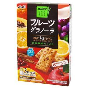 バランスアップ フルーツグラノーラ 3枚×5袋の関連商品4