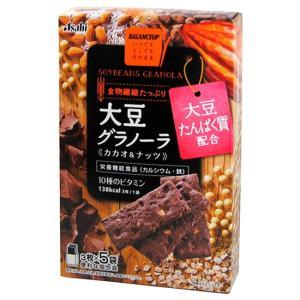バランスアップ 大豆グラノーラ カカオ&ナッツ 3枚×5袋