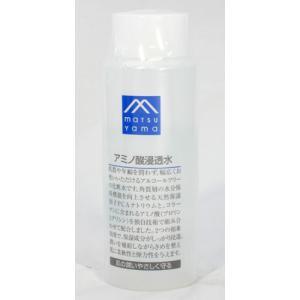 松山油脂 M-mark アミノ酸浸透水 180ml 化粧水