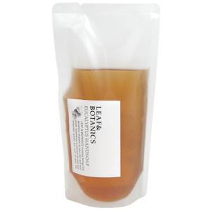 松山油脂 リーフ&ボタニクス ハンドソープ ユーカリ EU 詰替用230ml|yoka1