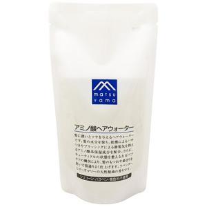 松山油脂 Мマーク アミノ酸ヘアウォーター(詰替用)190ml yoka1
