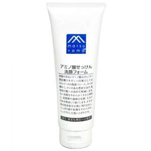 松山油脂 Mマーク アミノ酸せっけん洗顔フォーム 120g yoka1