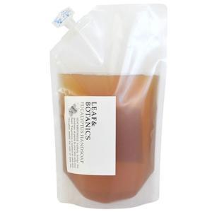 松山油脂 リーフ&ボタニクス ハンドソープ ユーカリ 大型詰替用 900mL|yoka1