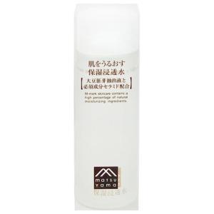 松山油脂 肌をうるおす 保湿浸透水 120mL 化粧水