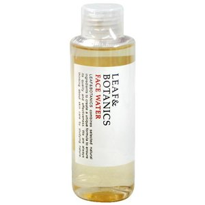 松山油脂 リーフ&ボタニクス フェイスウォーター MEBUKI 150mL 化粧水|yoka1
