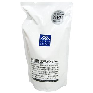 松山油脂 Mマーク PH調整コンディショナー 詰替用550mL|yoka1