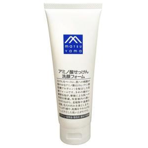 松山油脂 Mマーク アミノ酸せっけん洗顔フォーム 120g|yoka1