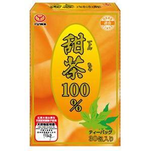 甜茶100% ティーバッグ 30包入