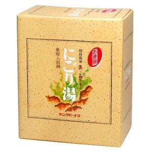 ヤングビーナス にごり湯 薬用入浴剤 お徳用1,200g|yoka1