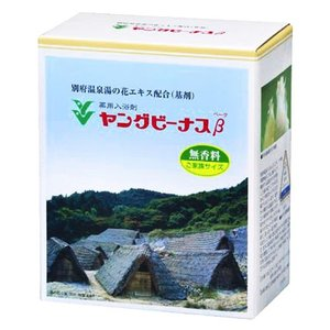 ヤングビーナスβ(ベータ) 薬用入浴剤 CX-20β ご家族サイズ1,620g|yoka1