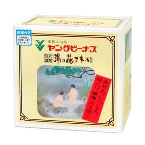 ヤングビーナス 薬用入浴剤 別府温泉湯の花エキス 60g×8袋入|yoka1