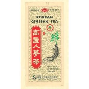 高麗人参茶 3g×30包|yoka1