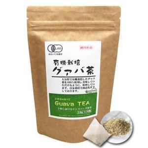 河村農園 有機栽培 国産グァバ茶 3.0g×15包|yoka1