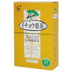 高味園 イチョウ葉茶 5g×32パック|yoka1
