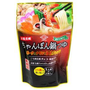 チョーコー醤油 本場長崎ちゃんぽん鍋つゆ 1人前(30ml)×4袋入|yoka1