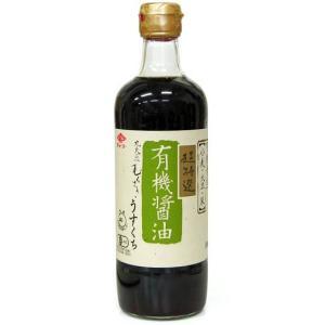 チョーコー醤油 超特選・有機醤油 うすくち 500ml|yoka1