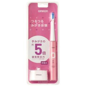 オムロン 音波式電動歯ブラシ HT-B305 メディクリーン...