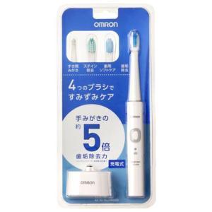 オムロン 音波式電動歯ブラシ HT-B306 メディクリーン...
