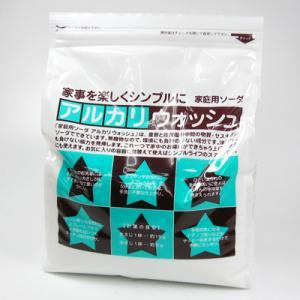 地の塩社 セスキ炭酸ソーダ アルカリウォッシュ お徳用3kg|yoka1