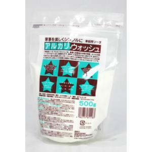 地の塩社 セスキ炭酸ソーダ アルカリウォッシュ 500g|yoka1