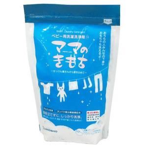ママのきもち ベビー用洗濯洗浄剤CS 500g 【地の塩社】|yoka1