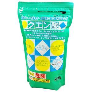 地の塩社 クエン酸 800g|yoka1