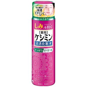 小林製薬 薬用 ケシミン浸透化粧水 さっぱりすべすべ肌 160ml|yoka1