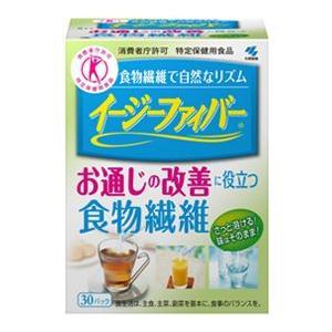 小林製薬 特定保健用食品 イージーファイバー 30パック yoka1