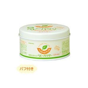 「和光堂 シッカロールナチュラル」は、 ●うるおい成分緑茶エキス(べにふうき)配合。べにふうきは日本...