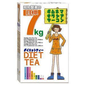 昭和製薬 目標7kg ダイエットティー 30包入|yoka1
