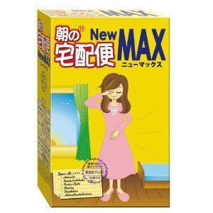 昭和製薬 朝の宅配便 ニューマックス 5g×24ティーバッグ|yoka1