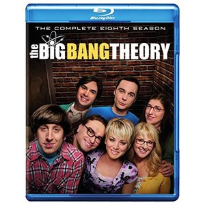 Big Bang Theory: The Complete Eighth Season [Blu-ray]|yokamonshouten