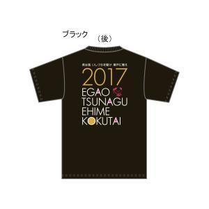 えひめ国体 みきゃんドライTシャツ type3 出場記念 グッズ 男女兼用 ゆるキャラ|yoko-buri